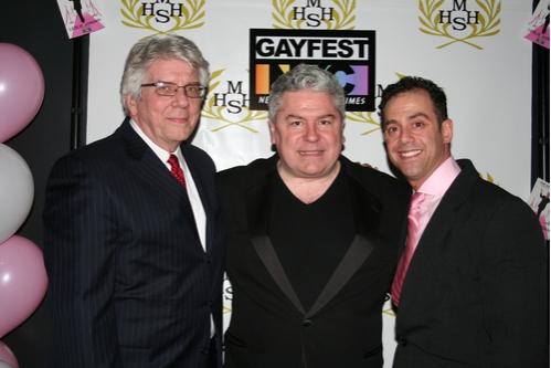Photo Coverage: GAYFEST NYC Celebrates with Leslie Jordan