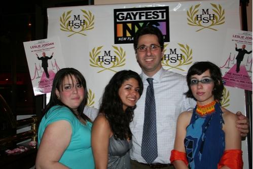 Rachel Sanchez, Judith Torres, Mark Jabir and Margaret Mulligan Photo