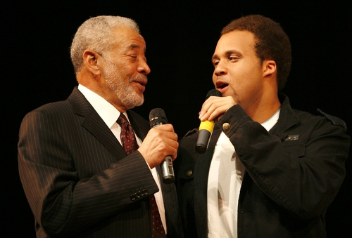 Bill Withers and Andre Gillyard
