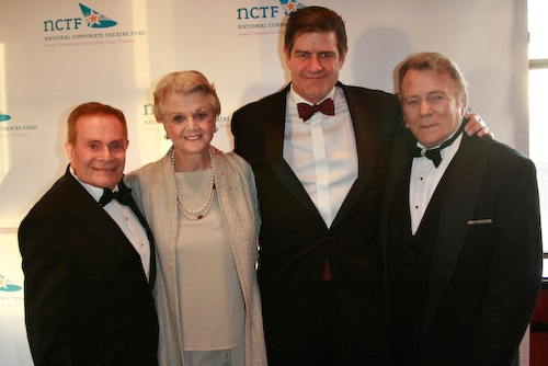 Jerry Herman, Angela Lansbury, James Turley, Don Pippin