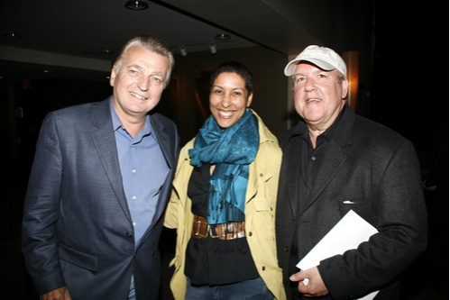 Ronald Case, Jessica Jahn and Michael Bottari