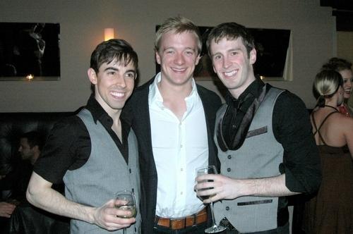 Eric Shorey, Ryan Worsing and Steve Carrasco