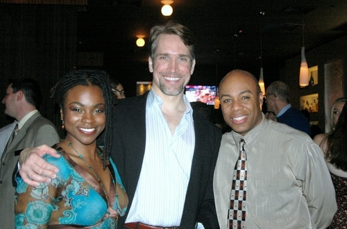 Stacey Sargeant, Mike McGowan,Eugene Fleming