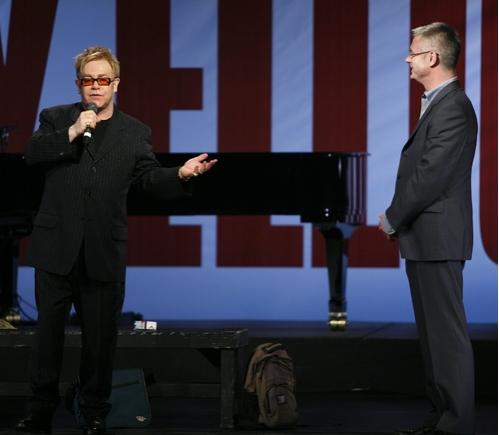 Elton John & Stephen Daldry