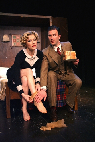 Photo Flash Stone Fewings Joins London The 39 Steps