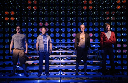 Andrew C. Call, Jesse JP Johnson, Adam Halpin, and Steven Booth