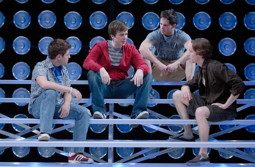 Jesse JP Johnson, Steven Booth, Andrew C. Call, and Adam Halpin