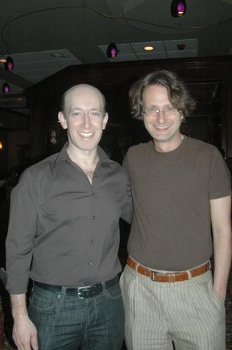 Steve Routman and Steven Gross Photo
