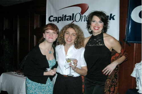 Linda Gabler, Eleanor Reissa (Director) and Jill Abromovitz at How to Succeed at White Plains