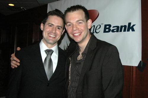 Ron DeStefano and Matt Wilson
