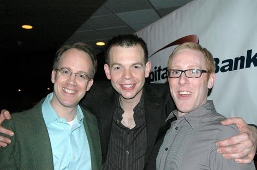 Doug Trapp, Matt Wilson and Christopher T. Noffke Photo