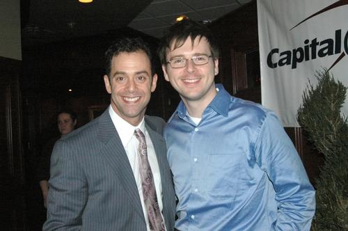 Bruce Robert Harris andSean McKnight(Associate Choreographer)