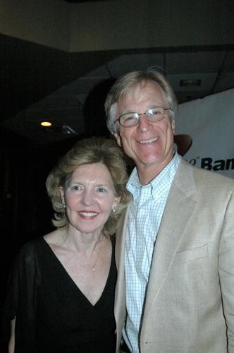 Susan and Geoff Egginton (Board of Trustees)
