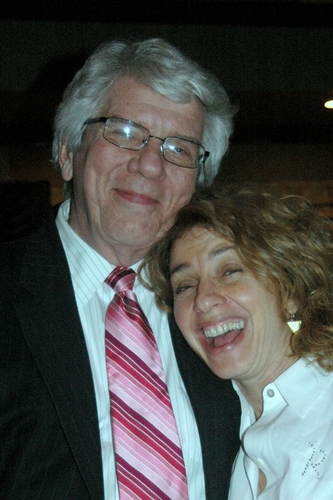 Jack W. Batman and Eleanor Reissa Photo