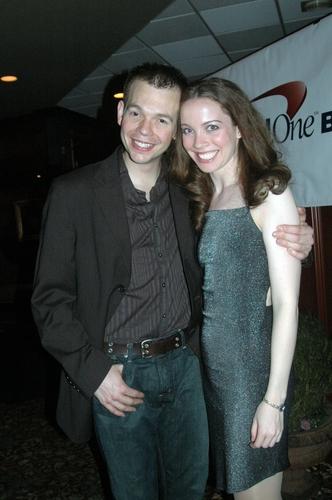 Matt Wilson and Patricia Noonan Photo
