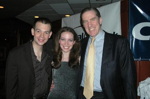 Matt Wilson, Patricia Noonan and Nick Wyman Photo