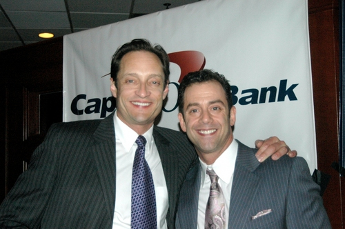 Ed Hummel and Bruce Robert Harris