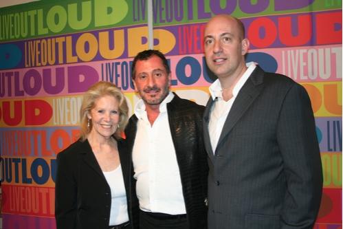 Daryl Roth, Chado Ralph Rucci and Leo Preziosi