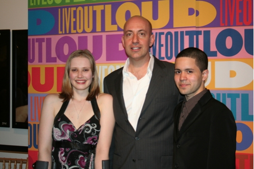 Tiffany Studer, Leo Preziosi Jr. and Luis Garay