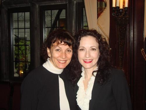 Lauren Schneider and Bebe Neuwirth