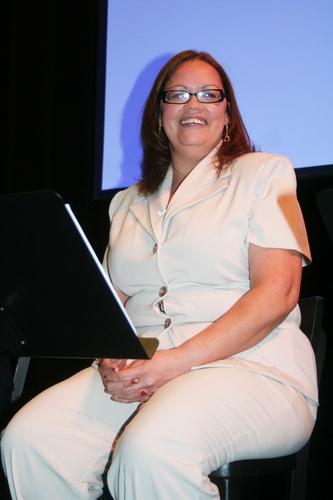 Performer Vilma Ortiz Donovan