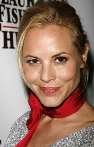 Maria Bello at THURGOOD-After Party