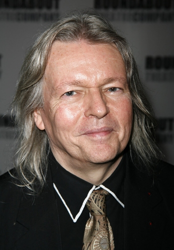 Christopher Hampton Photo