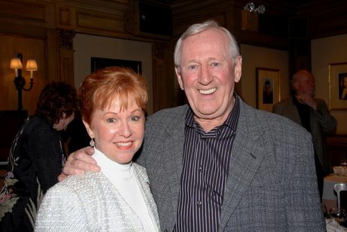 Elaine Orbach and Len Cariou