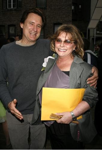 Bill Pullman and Elizabeth Ashley