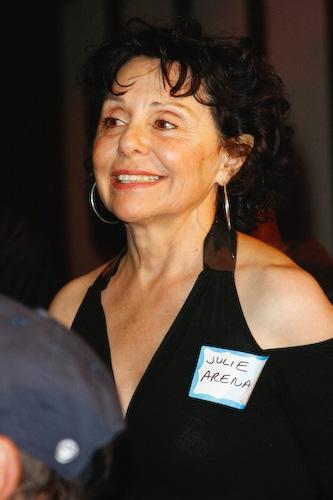 Original choreographer Julie Arenal