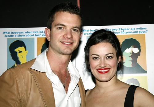 Ashley Brown and Brad Haak