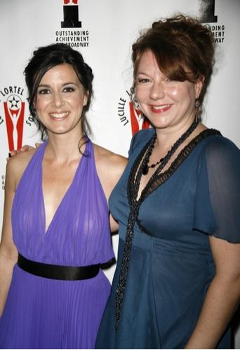 Iris Bahr and Amy Warren