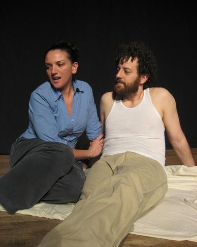 Tracy Hostmyer and Joe Osheroff Photo