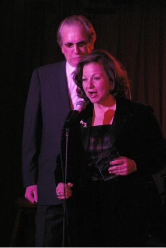 Danny Aiello and Linda Amiel Burns-Board of Directors Award