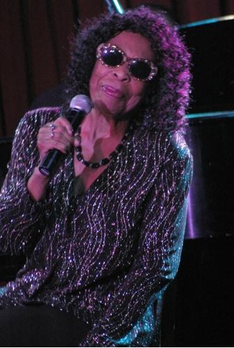 Gloria Lynne-Outstanding Achievement in Jazz