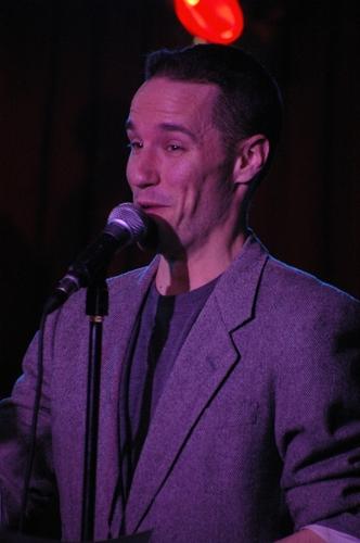 David Colbert-Piano Bar/Restaurant Singing Entertainer Male
