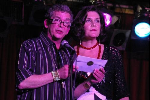 Christine Zbornik and Jay Rogers