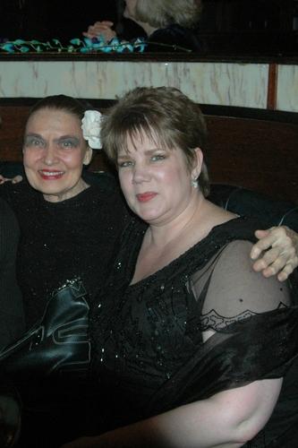 Julie Wilson and Sue Matsuki