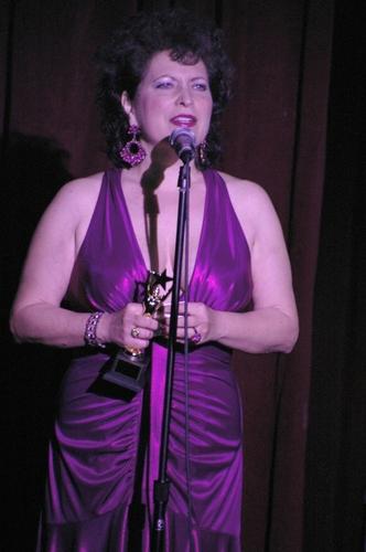 Laurie Krauz-Female Jazz Vocalist Photo