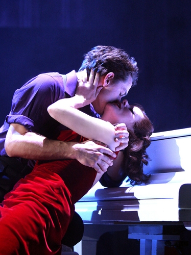 Ruthie Henshall and Julian Ovenden