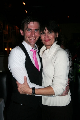 Matthew Kilgore and Beth Leavel