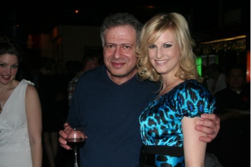Jay Binder and Angel Reda