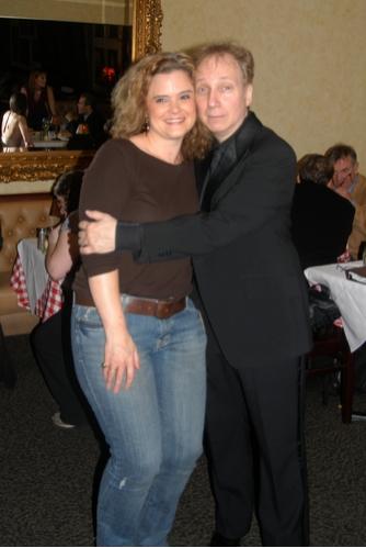Julie Reyburn and Scott Siegel  Photo