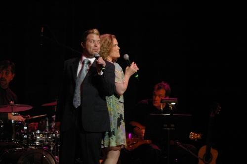 Brandon Cutrell and Julie Reyburn  Photo