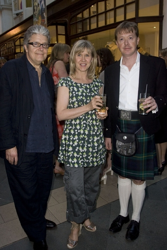 Patrick Barlow (Writer), Josephine Buchan and Edward Snape (Producer)
