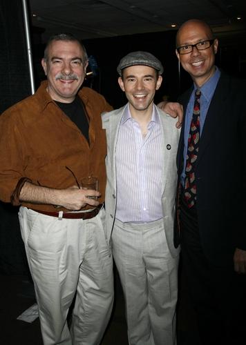 Bradshaw Smith, Daniel Evans and Richie Ridge Photo