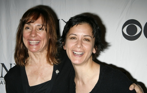 Laurie Metcalf and Anna D. Shapiro Photo