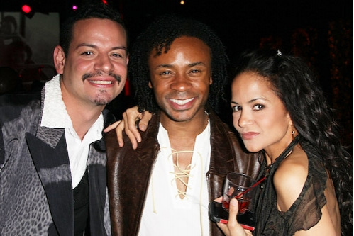 David Santana, Shaun Earl and Karmine Alers