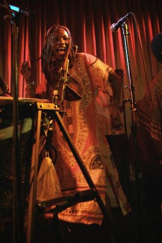 Akoya Afrobeat at Photo Coverage FLASHBACK: RENT Seasons of Love:Big Give Benefit Party