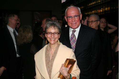 Elysabeth Kleinhans and guest